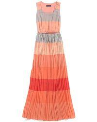 Tommy Hilfiger Sunset Maxi Dress - Lyst