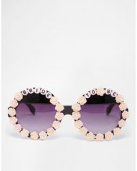 Rad & Refined - Bride To Be Sunglasses - Lyst