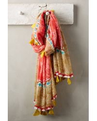 Anthropologie Multicolor Aishwarya Sarong - Lyst