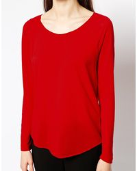 French Connection Polly Plains Top - Lyst