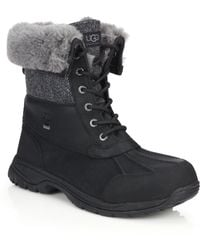 Ugg | Butte Cold Weather Boots | Lyst