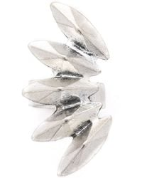 House of Harlow 1960 - Kay Marquis Left Ear Cuff - Silver - Lyst