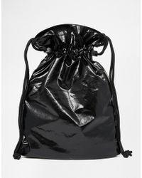 Monki - Drawstring Bag - Lyst