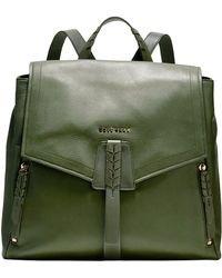 Cole Haan Felicity Leather Backpack - Lyst