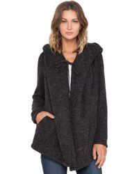 Greylin - Lexington Oversized Hoodie Jacket - Lyst