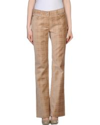 Burberry London Casual Trouser - Lyst