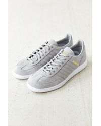 Adidas Gray Spezial Sneaker - Lyst