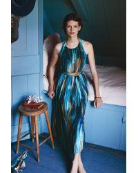 Paper Crown - Rivier Midi Dress - Lyst
