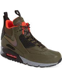 Lair À Haute Top Nike Max 90