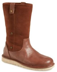 Ugg 'Malindi' Convertible Boot brown - Lyst