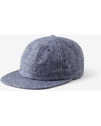 Norse Projects 6 Panel Brushed Wool Hat - Lyst
