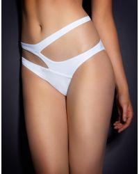 Agent Provocateur Lexxi Bikini Brief - Lyst