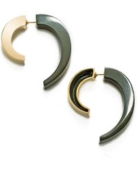 Lizzie Fortunato Sahara Earrings In Gold gold - Lyst