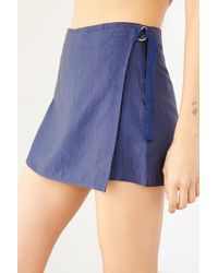 Cooperative - Emmy Drape Front Skort - Lyst