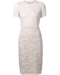 Raquel Allegra White Lace Dress - Lyst