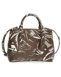 Tory Burch 'Robinson' Micro Double Zip Tote - Lyst