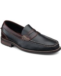 Sperry Top-sider Essex Leather Penny Loafers - Lyst