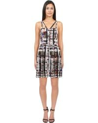 Amanda Uprichard Cynthia Dress - Lyst