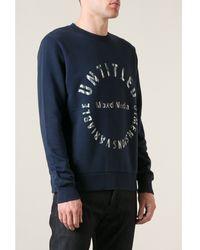 Matthew Miller Untitled Sweatshirt - Lyst