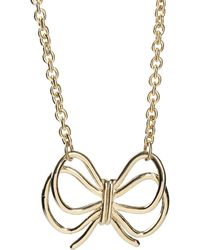 RED Valentino Necklace - Lyst