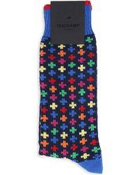 Duchamp Plus Polka Socks - Lyst