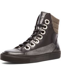 Raf Simons Mens Sneaker Boot - Lyst