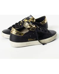 James Perse - Golden Goose Superstar Sneaker - Mens - Lyst