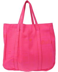 John Galliano - Large Fabric Bag - Lyst