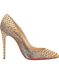 Christian Louboutin Pigalle Follies Pumps - Lyst
