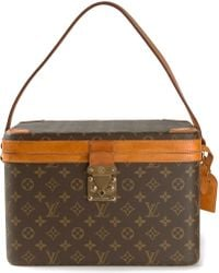 Louis Vuitton Square Body Beauty Case - Lyst