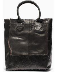 78f2af2d6420 Oxs Rubber Soul - Long Leather Bag - Lyst