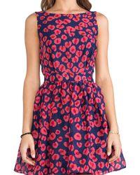 Thakoon Addition Backless Flared Skirt Dress - Lyst