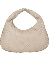 Bottega Veneta Medium Intrecciato Hobo - Lyst