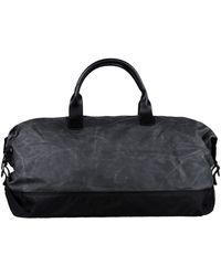 Nixon Travel & Duffel Bag black - Lyst