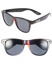 Neff | 'Daily' 54Mm Sunglasses - Space | Lyst