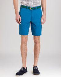 Ted Baker Shoaks Chino Shorts blue - Lyst