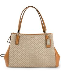 Coach Madison Tote - Lyst