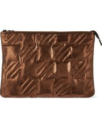 Maje - Leather Pouch - Lyst