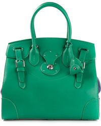 Ralph Lauren Black Label Ricky Tote - Lyst