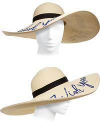 "Eugenia Kim | Sunny ""wish You Were Here"" Sun Hat | Lyst"