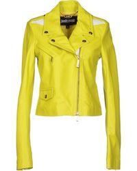 Just Cavalli Jacket - Lyst