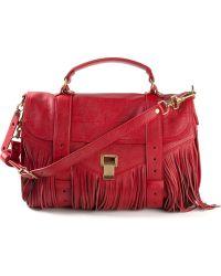 Proenza Schouler Medium 'Ps1' Shoulder Bag - Lyst