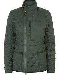 Ralph Lauren Blue Label - Diamondquilted Motto Jacket - Lyst