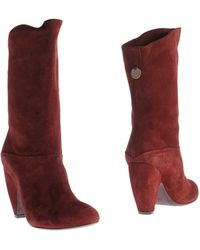 Manila Grace Ankle Boots - Lyst