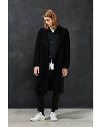Assembly - Hooded Coat - Lyst