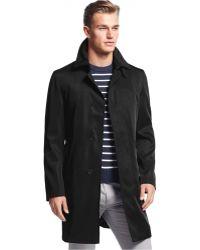 Calvin Klein | Mail Extra Slim-fit Raincoat | Lyst