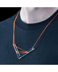 Design + Conquer Signal Necklace - Lyst