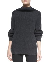 Theory Pate Ribbed Knit Pullover Sweater - Lyst