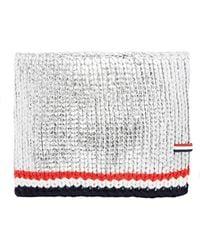 Moncler Gamme Bleu | Tipped Chunky Cashmere Neckwarmer | Lyst