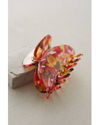 Anthropologie - Marbled Muse Clip - Lyst